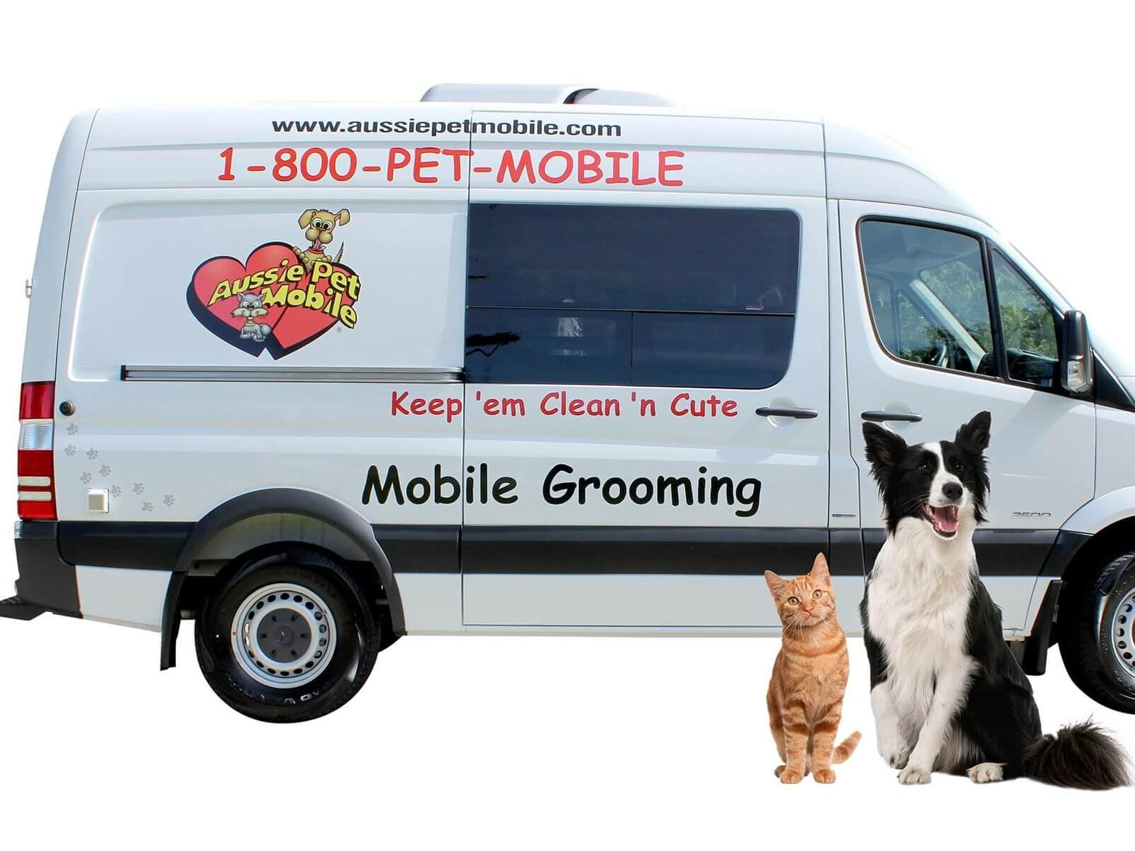 Aussie Pet Mobile South Central Louisville Mobile Grooming For Cats Dogs